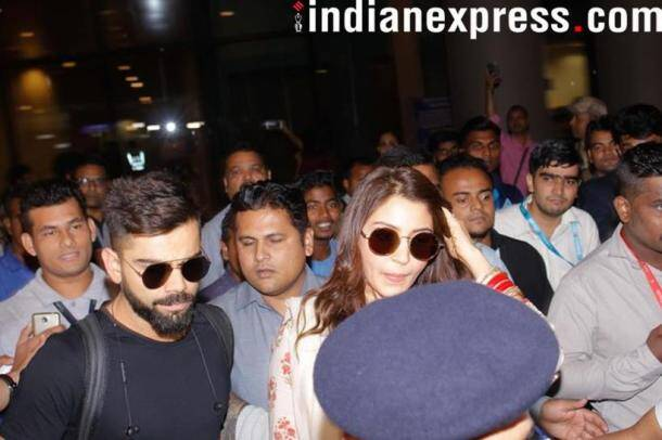virushka back in Mumbai