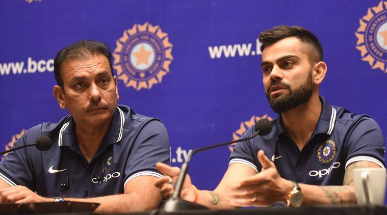 The duo has been doing wonders for Team India off late. (HT Media)