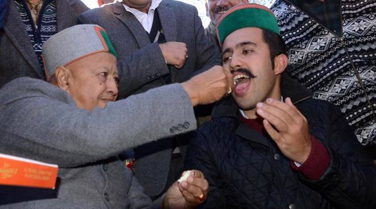 Money laundering case: Court grants bail to former Himachal CM Virbhadra Singh's son