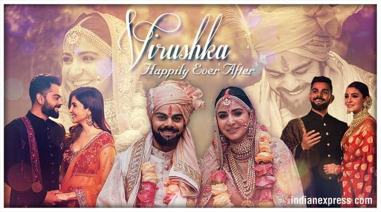 Virushka Wedding A Timeline Of Virat Kohli And Anushka