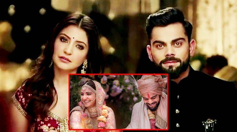 virat kohli anushka sharma wedding, virat anushka wedding, virushka wedding, korma wedding, satire virushka,