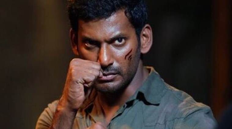 Vishal to enter politics