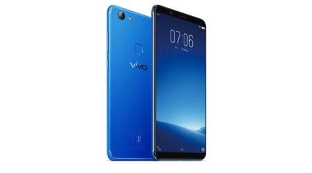 Vivo V7 'Energetic Blue' colour variant launched in India at Rs 18,990