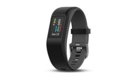 Garmin Vivosport Smart Activity Tracker with built-in GPS launched in India: Price,specifications