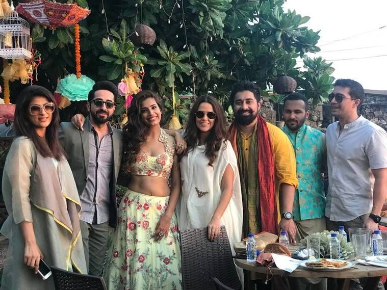 VJ Gaelyn Mendonca wedding Neha Dhupia, Rannvijay Singha inside photos