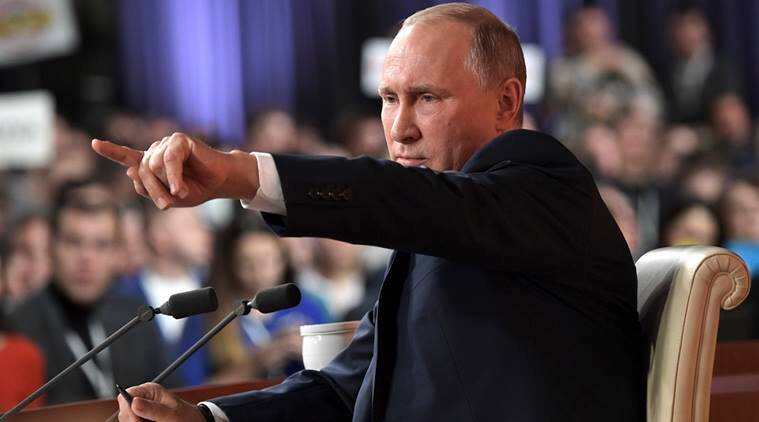 Vladimir Putin Is Heir To Russia S Long Disinformation Experience World News The Indian Express