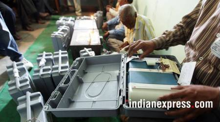 Election commission, CEC, OP Rawat, EVMs, India news, indian express news