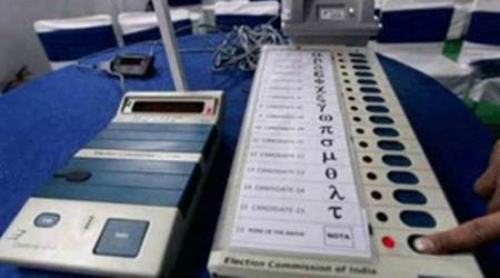 Gujarat Assembly Elections, Gujarat Elections, Gujarat Polls, VVPAT slips, EVM Data, EC, Election Commission, Indian Express, Indian Express News