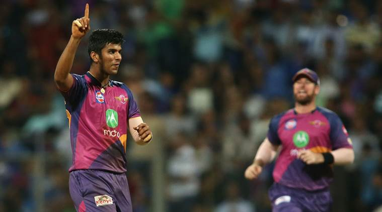 Washington Sundar, Washington Sundar India, India Washington Sundar, India vs Sri Lanka, Sri Lanka tour of India 2017, sports news, cricket, Indian Express