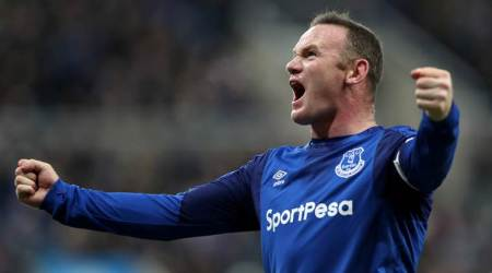 Wayne Rooney close to accepting move to D.C. United:Reports