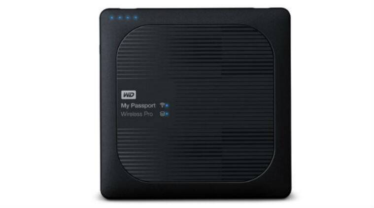 WD My Passport Wireless Pro review price in India features specifications sale