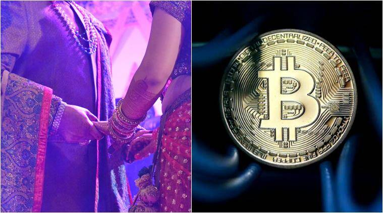 bitcoins, wedding gifts, unique wedding gifts, couple wants bitcoins wedding, bitcoin wedding, indian couple bitcoins on wedding, unique wedding, viral news, india news