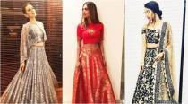 Swap capes for dupattas and jazz up the nudes: 5 celeb-inspired wedding fashion trends