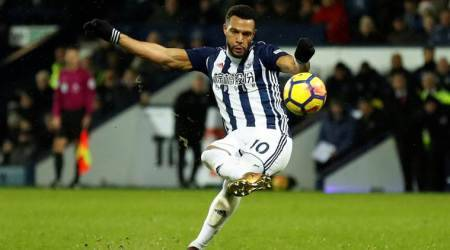 West Bromwich Albion survival hopes recede after Huddersfield defeat