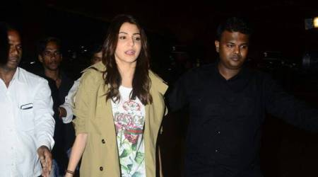 Amid speculation of a wedding in Italy, Anushka Sharma and family leave Mumbai