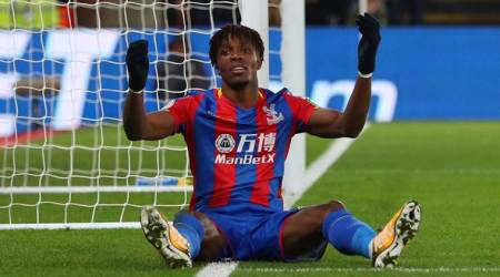Roy Hodgson, Roy Hodgson Crystal Palace, Wilfried Zaha, Premier League, Bournemouth, sports news, football, Indian Express