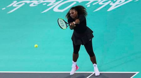 Serena Williams says good to be back, despite loss to Jelena Ostapenko in Abu Dhabi