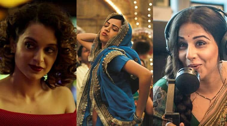 women in bollywood films