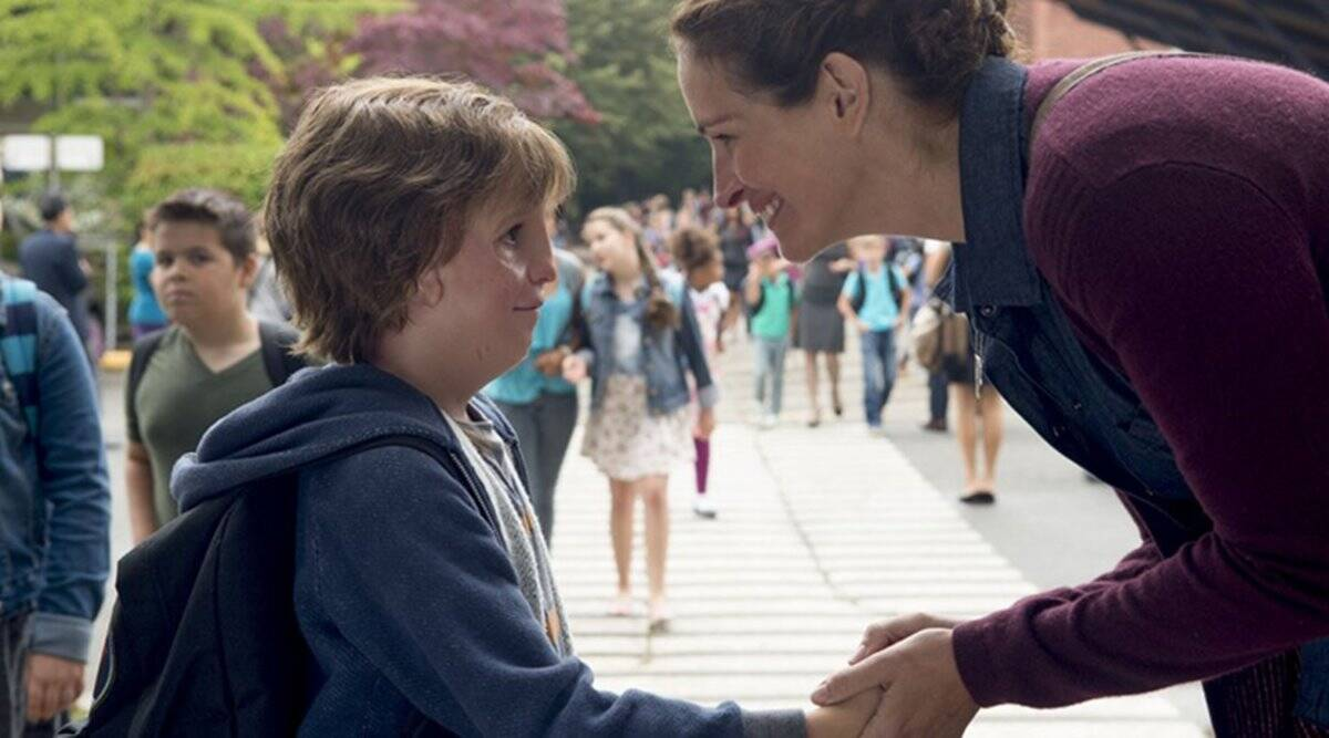 Wonder Movie Review Don T Miss This Julia Roberts And Jacob Tremblay Starrer Entertainment News The Indian Express
