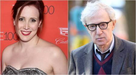 Dylan Farrow critcises Hollywood for supporting Woody Allen