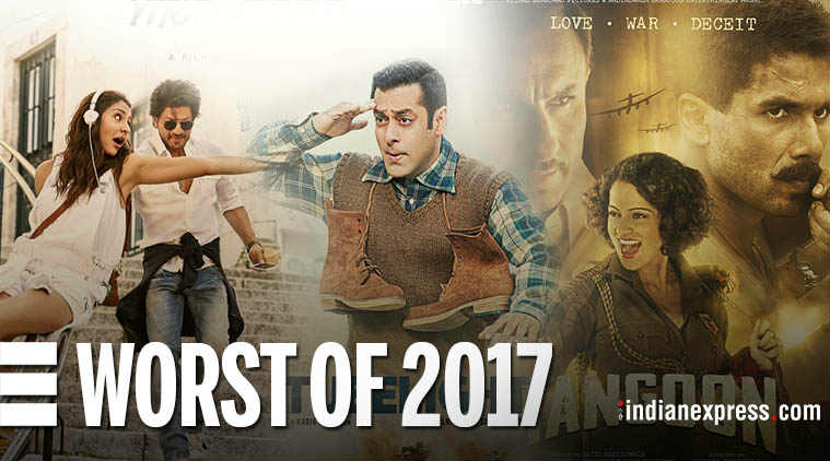 bollywood worst films of 2017