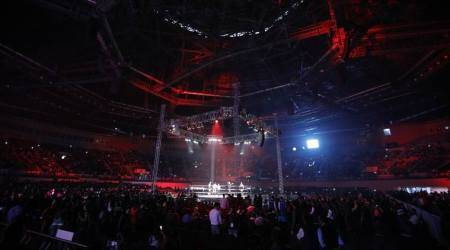 WWE Live in India: Fans in the capital have a night to remember