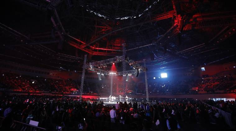 WWE to conduct first-ever talent tryout in India