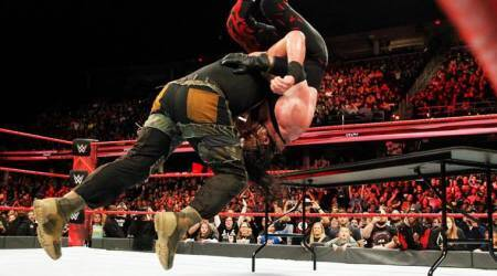 WWE Raw Results: Brock Lesnar still without an opponent for Royal Rumble