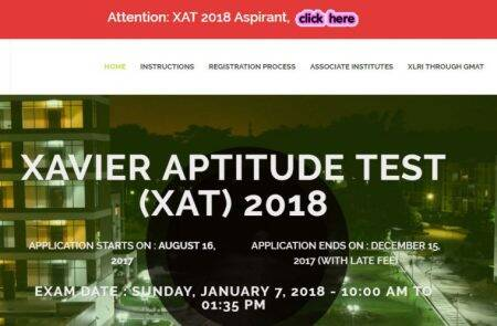 XAT 2018 admit cards to release today on December 27