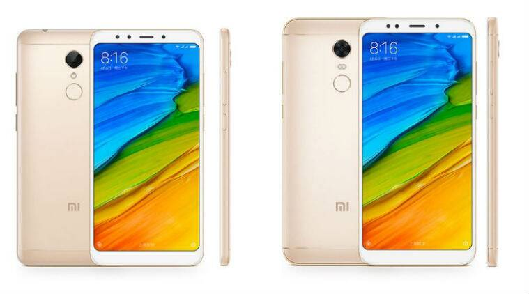 Xiaomi Redmi 5 Redmi 5 Plus launch price features specifications