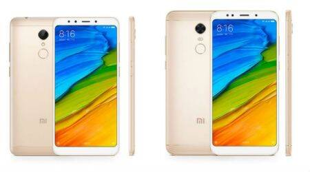 Xiaomi Redmi 5, Redmi 5 Plus launched with FullView display: Price, features, and specifications