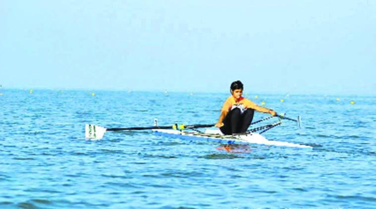 rowing, india rowing, india rowing nationals, sports news, indian express