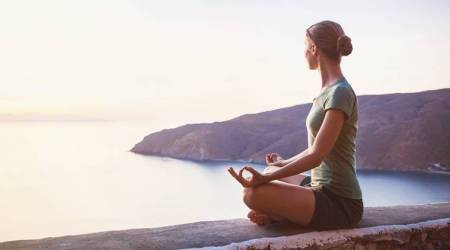 mindfulness, stress, mental well-being, mindful thinking, mindful eating, lower stress, anxiety, depression, indian express, indian express news