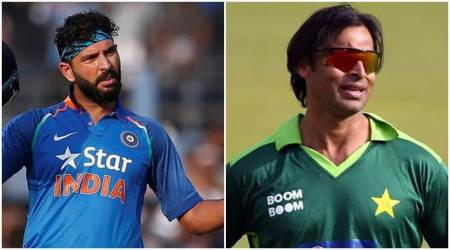 Shoaib Akhtar shares 'motivational' quote on Twitter, gets trolled by Yuvraj Singh