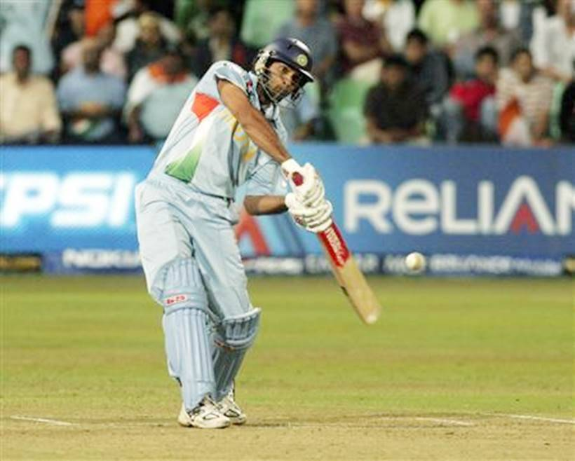After Yuvraj, another Indian smashes six sixes in an over !!