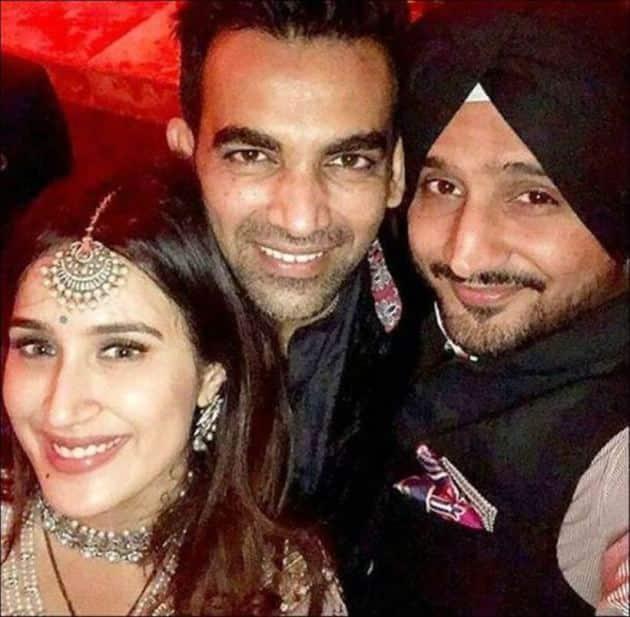 Zaheer Khan, Sagarika Ghatge, Zaheer Sagarika marriage, Zaheer Sagarika wedding, sports gallery, cricket, Indian Express