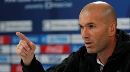 Zinedine Zidane credit running out for failing to shake Real Madrid up