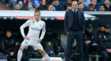 Going to be hammered for this but I'm here to make decisions: Zinedine Zidane after 0-3 loss