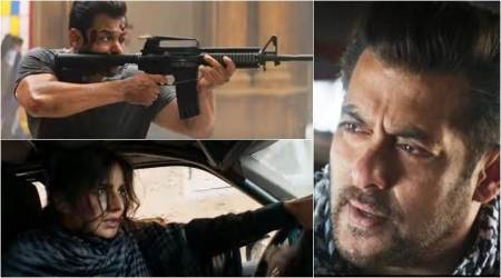 Watch | Tiger Zinda Hai title song: Salman Khan, Katrina Kaif will make you feel 'zinda' again with this energetic track