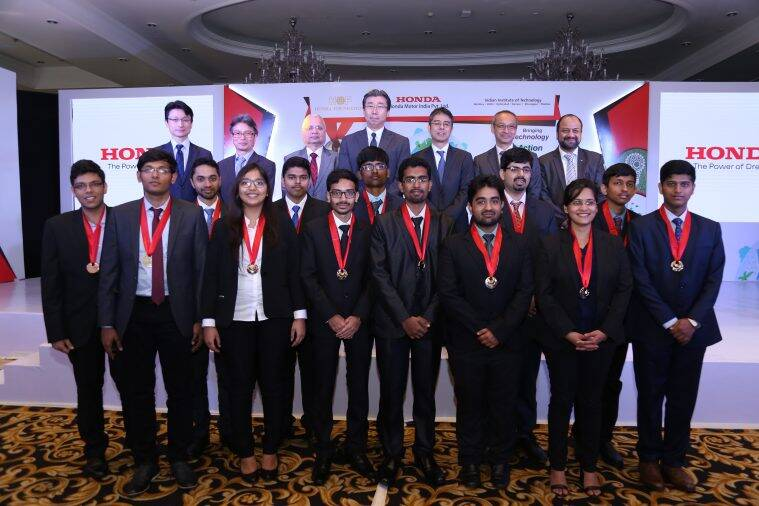 iti, young engineer and scientist award, hmi, iit students