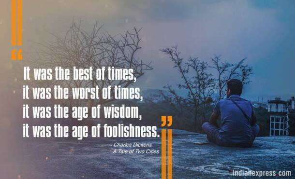 One quote a day! 365 quotes for all the 365 days in the year