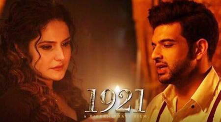 1921 box office collection day 1: This Zareen Khan and Karan Kundrra starrer is a frontrunner; earns Rs 1.56 crore