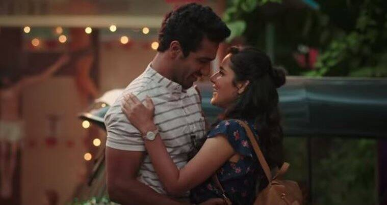 vicky kaushal love per square foot