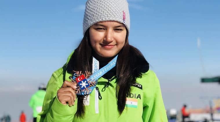Aanchal Thakur bags bronze medal.