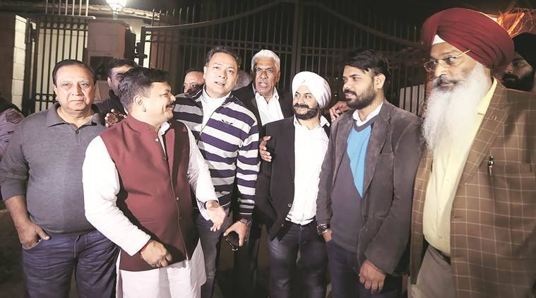 AAP MLAs face disqualification