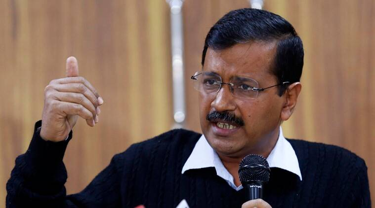 arvind kejriwal, Kejriwal cites CAG report, kejriwal ration mafia, lg protecting ration mafia, kejriwal anil baijal, manish sisodia, delhi assembly
