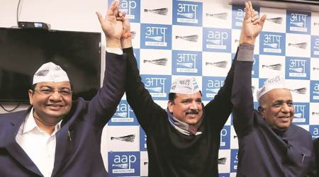 Farmers, youth & Delhi: AAP's focus areas in Rajya Sabha