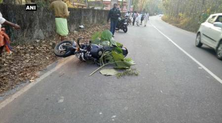 ABVP member hacked to death by unidentified gang inKerala