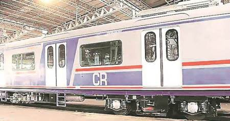 MRVC proposal: Suburban rakes likely to have two ACcoaches