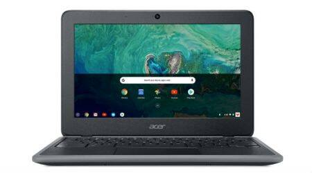 Acer C732, C732T Chromebook 11 laptops launched with 8th gen Intel core processor